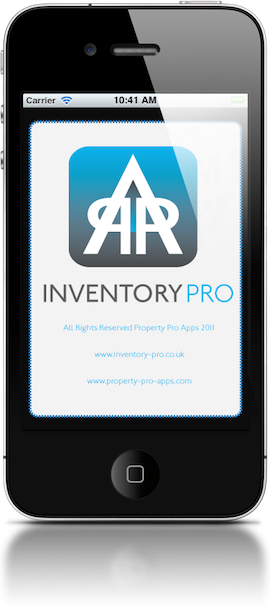 InventoryPro Mobile Inventory iPhone
